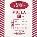 Super SensitiveRed Label Viola D StringJunior thumbnail