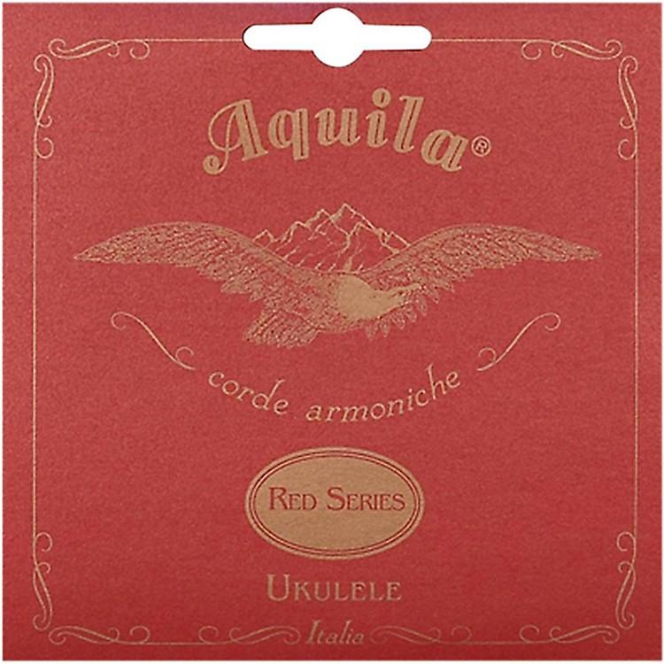 AQUILARed Series 89U Baritone Ukulele Strings (DGBE Tuning)