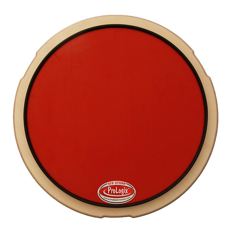 ProLogix Percussion Red Storm Series Practice Pad 12 in.