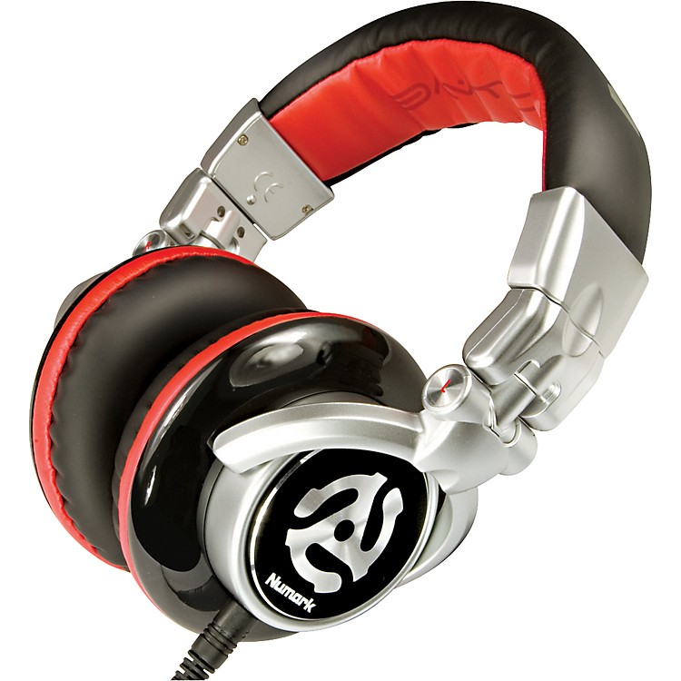 Numark Red Wave Carbon Professional High Quality DJ Headphones