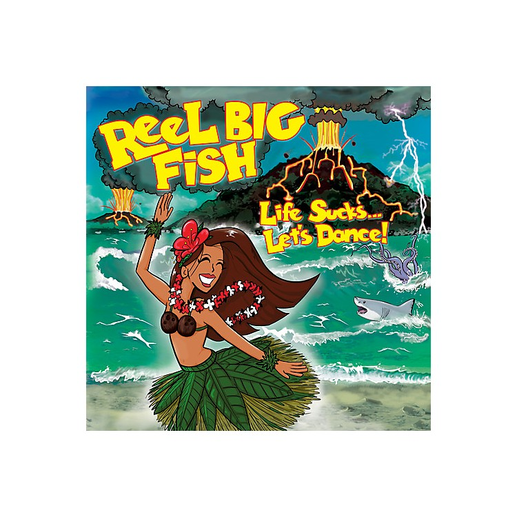 AllianceReel Big Fish - Life Sucks... Let's Dance