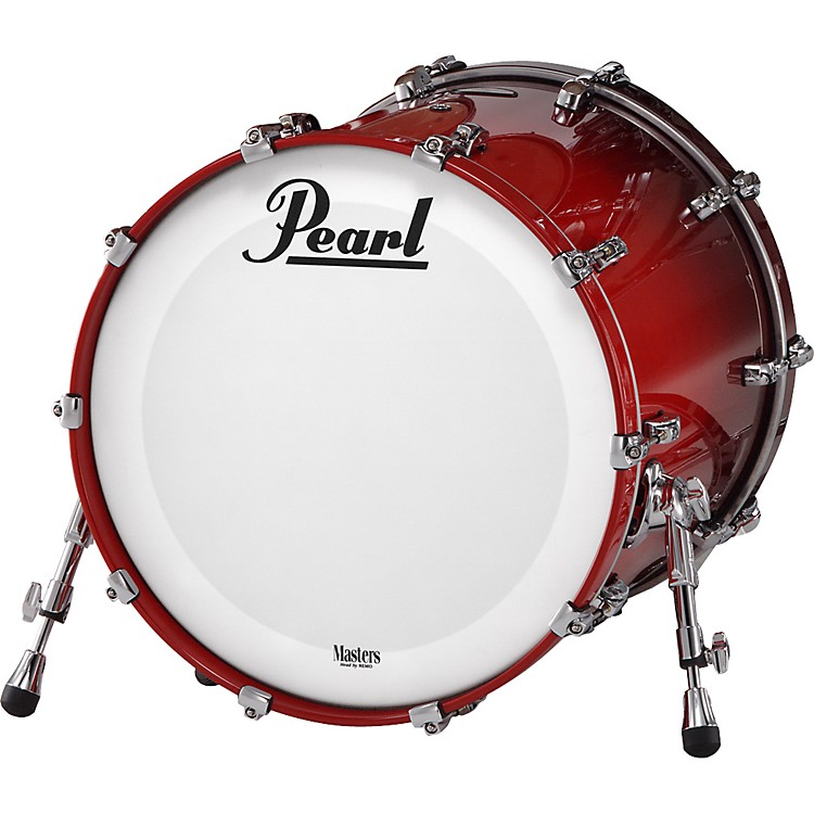 Pearl Reference Bass Drum Scarlet Fade 24 x 18 in.