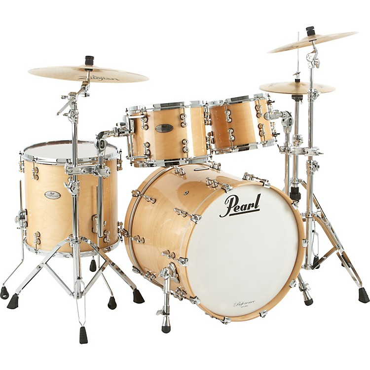 Pearl Reference Pure New Fusion Shell Pack Natural Maple