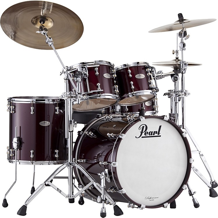 Pearl Reference Pure Standard Shell Pack Black Cherry