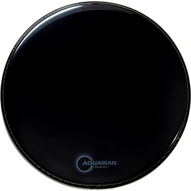 Aquarian Reflector Series Bass Drum Head 24 in.
