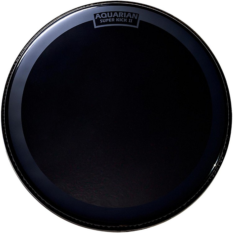 Aquarian Reflector™ Series Super Kick II Bass Drum Head 22 in.