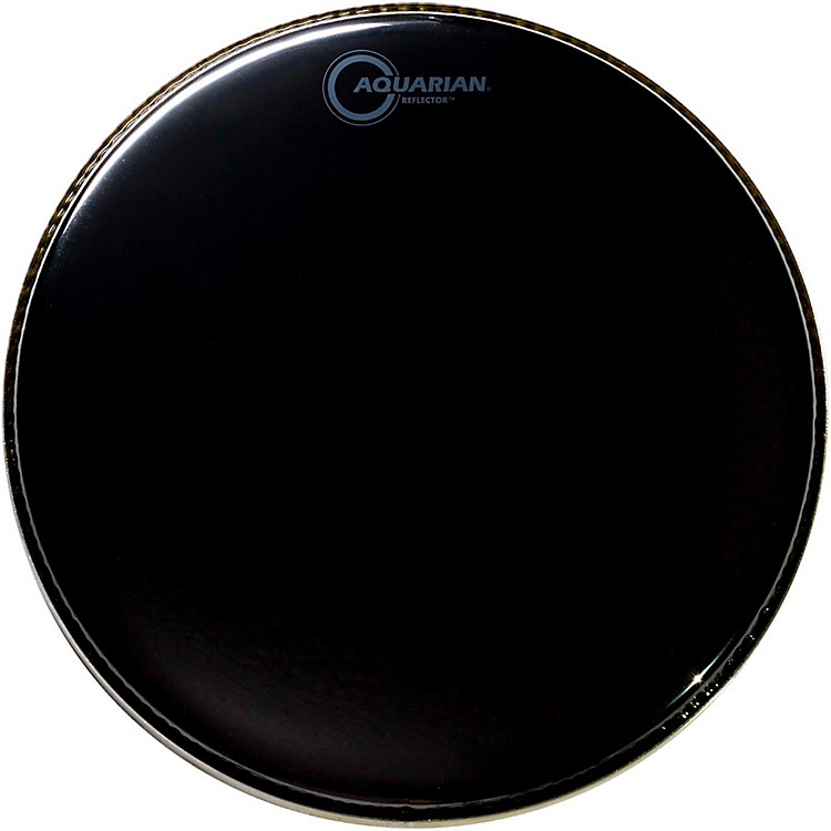 Aquarian Reflector Series Tom Drum Head 8 in.