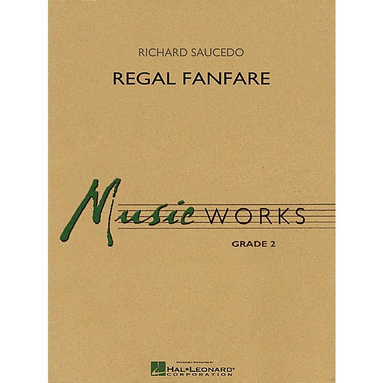 Hal LeonardRegal Fanfare Concert Band Level 2