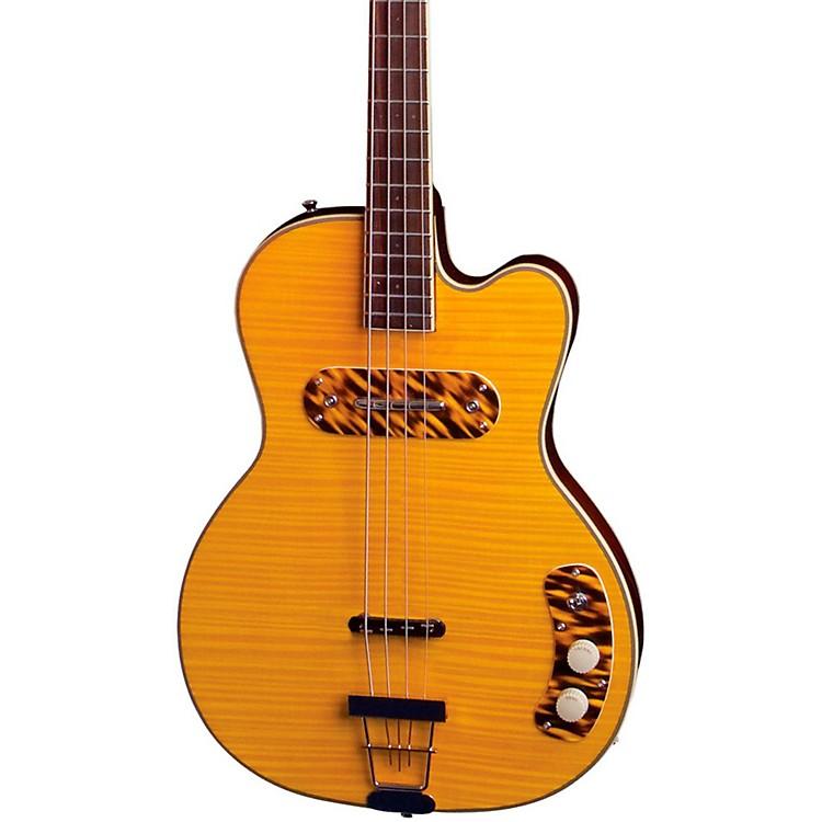 Kay Vintage Reissue GuitarsReissue Pro Bass GuitarBlonde