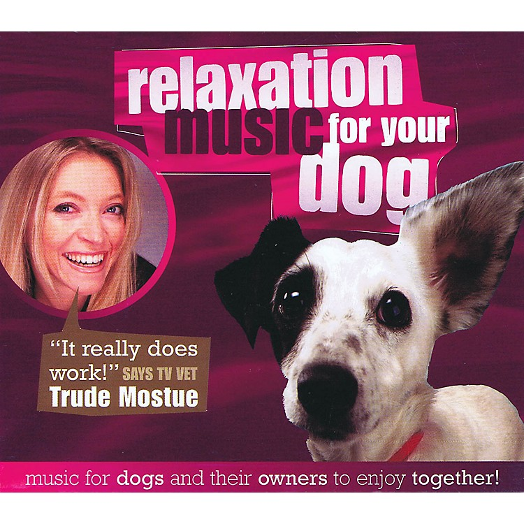 Music Sales Relaxation Music For Your Dog (cd) Music Sales America Series