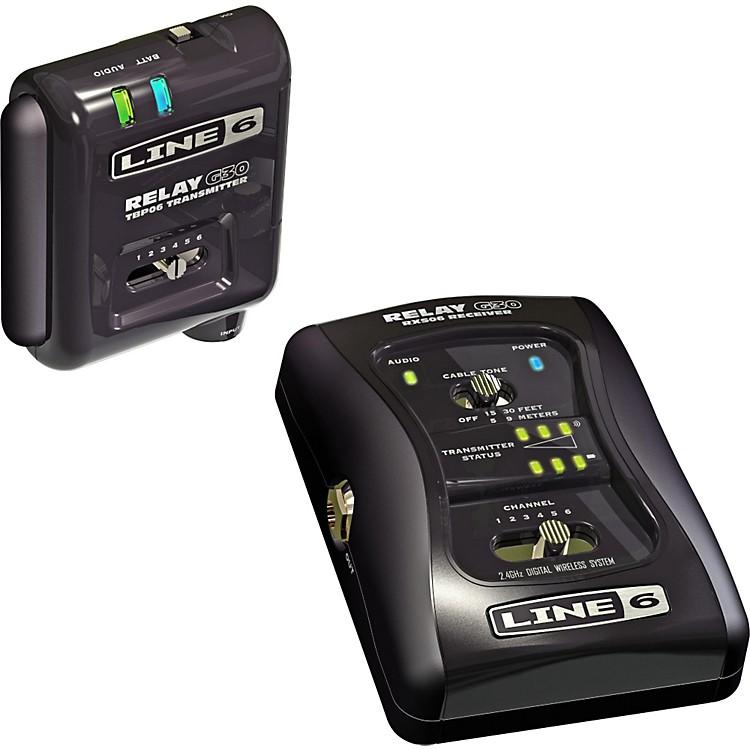 Line 6Relay G30 Digital Wireless Guitar System
