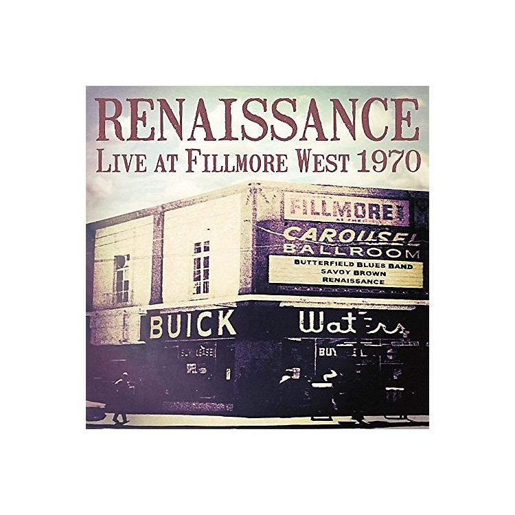 Alliance Renaissance - Live At Fillmore West 1970