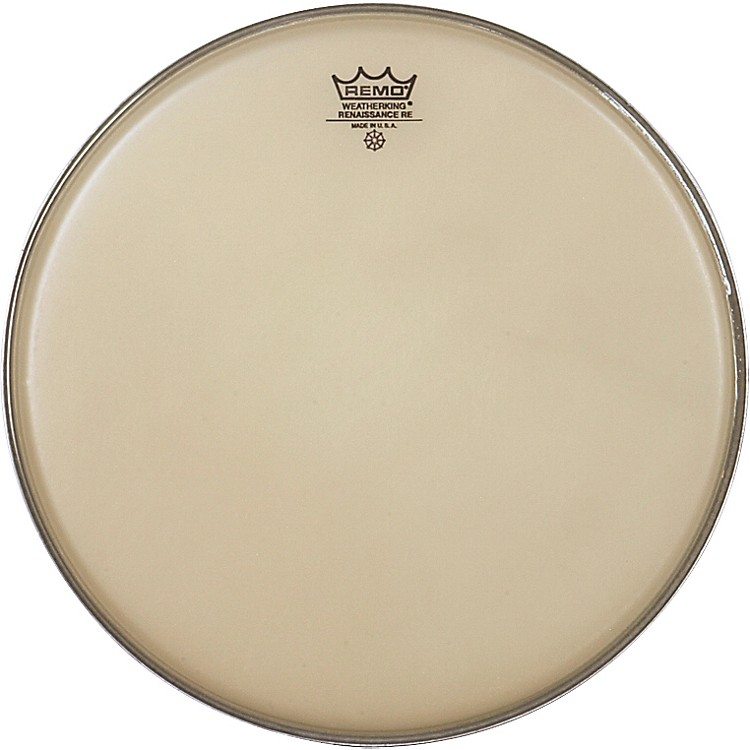 Remo Renaissance Emperor Bass Drum Heads 28 in.