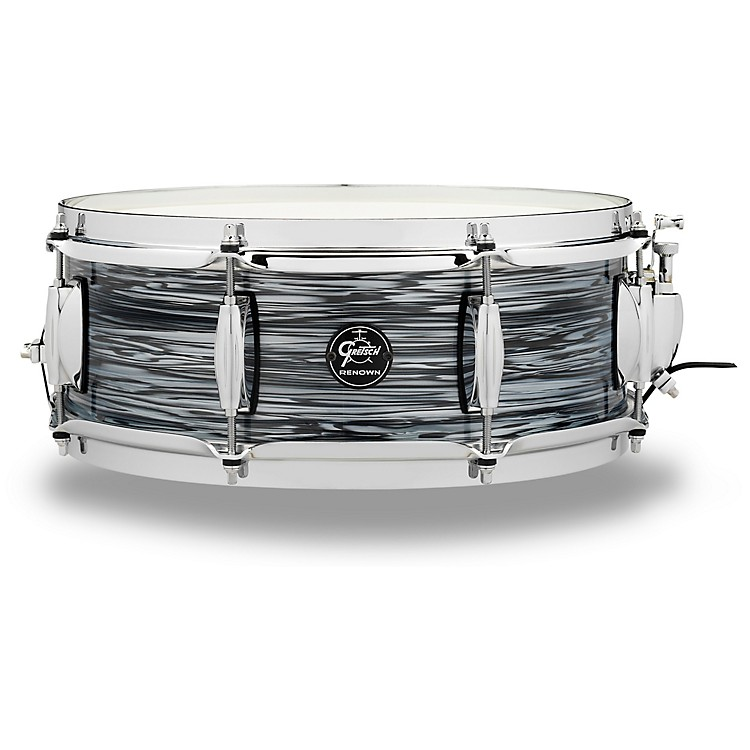 Gretsch DrumsRenown Snare Drum14 x 5 in.Silver Oyster Pearl