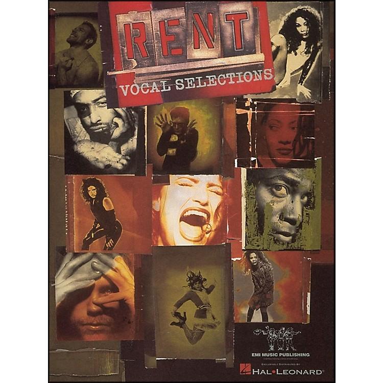 Hal LeonardRent arranged for piano, vocal, and guitar (P/V/G)