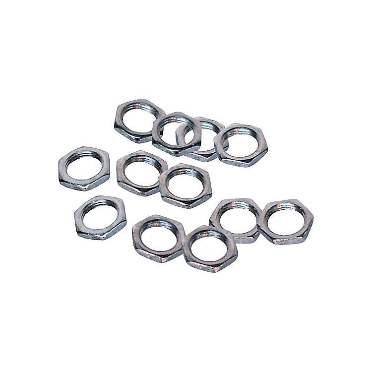 FenderReplacement Nut HEX 3/8-32x3/32 TK NI