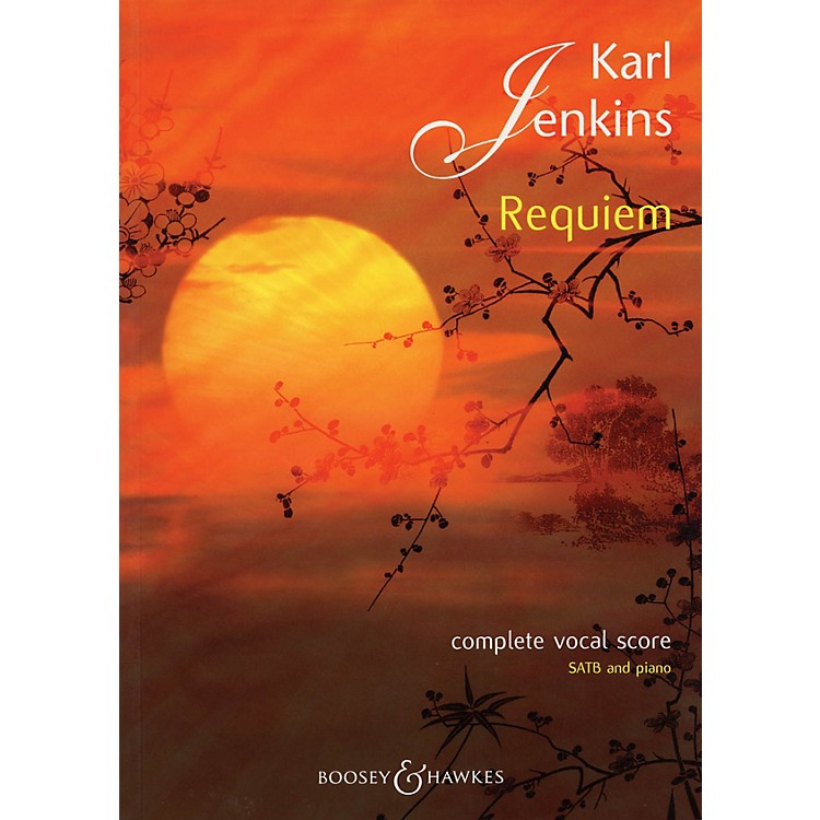 Boosey and HawkesRequiem (Complete Vocal Score) Vocal Score composed by Karl Jenkins