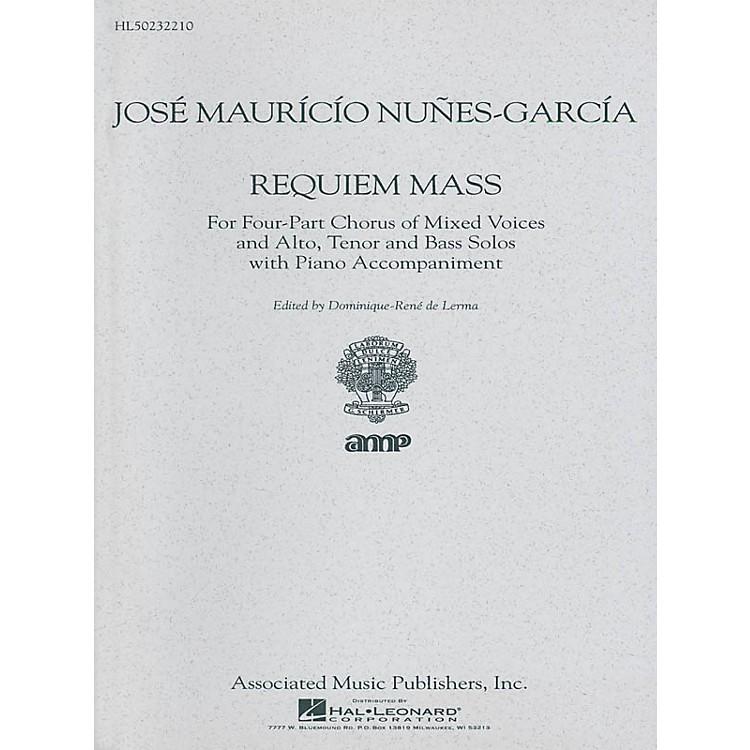 AssociatedRequiem Mass (SATB) SATB composed by José Nunes-Garcia