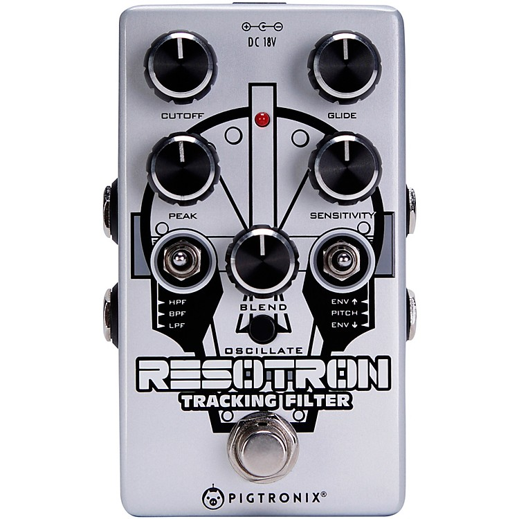 PigtronixResotron Filter Effects Pedal
