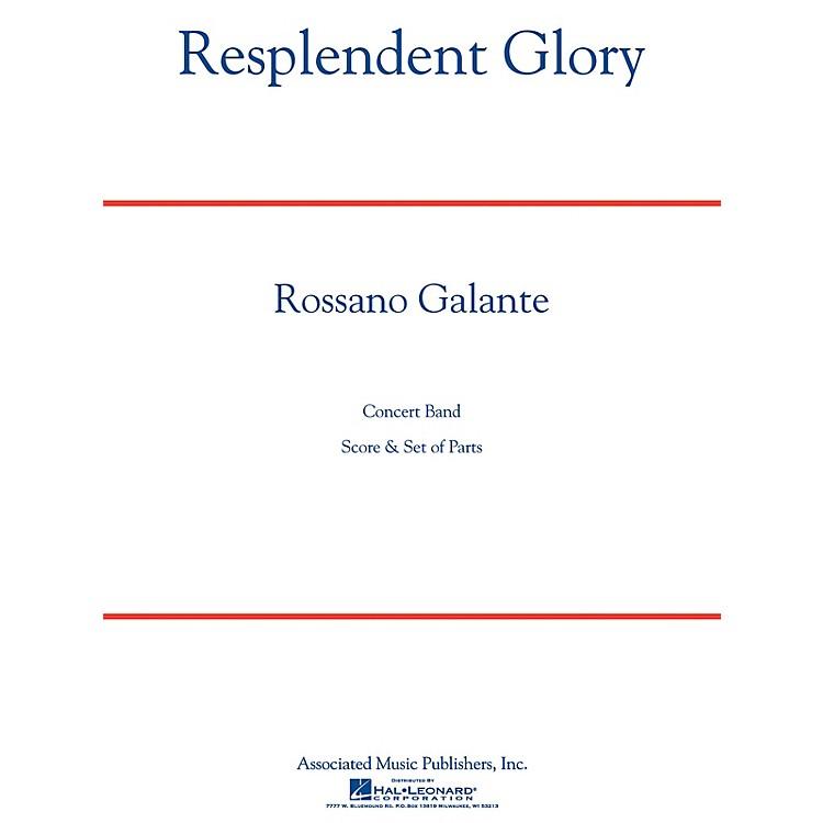 AssociatedResplendent Glory Concert Band Level 5 Composed by Rossano Galante