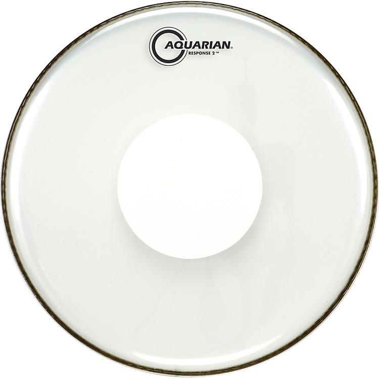 AquarianResponse 2 Power Dot Drumhead12 in.