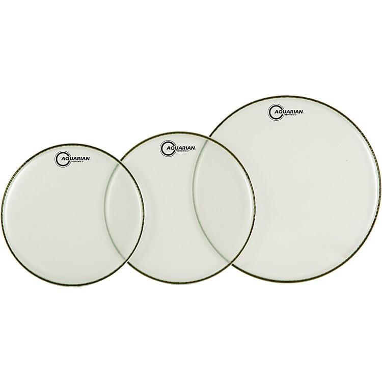 AquarianResponse 2 Standard Drumhead Pack