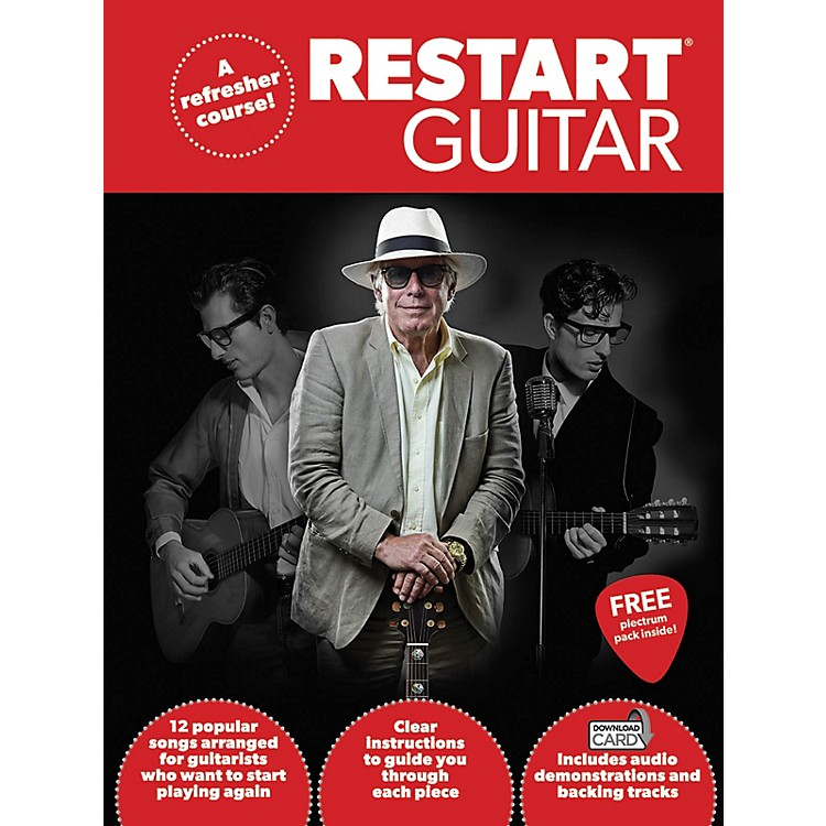 Music SalesRestart Guitar Music Sales America Series Softcover Audio Online Performed by Various
