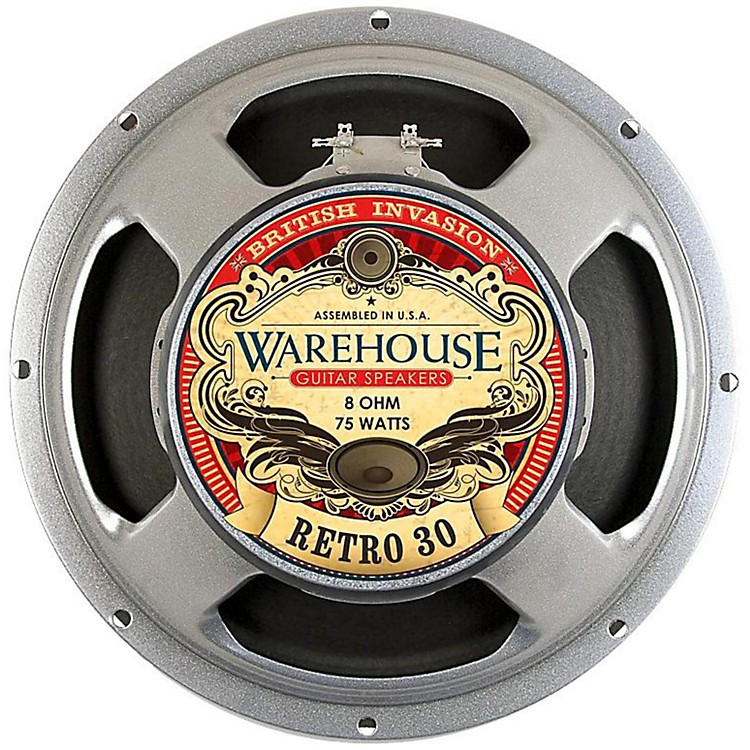 Warehouse Guitar Speakers Retro 30 12