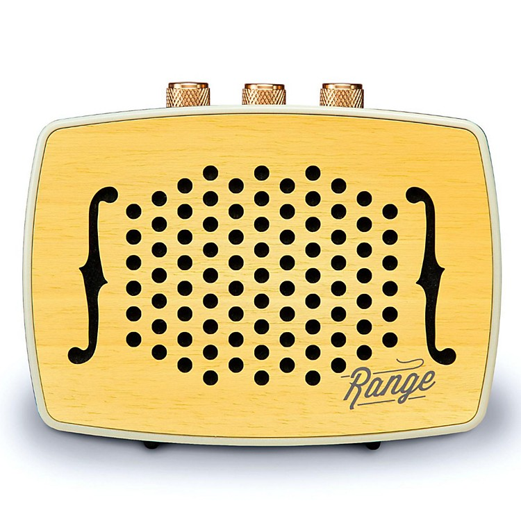 BEM WirelessRetro-Design Bluetooth Speaker with 40 Ft.  Range, 8 Hr. Playtime and Rechargeable BatteryDriftwood