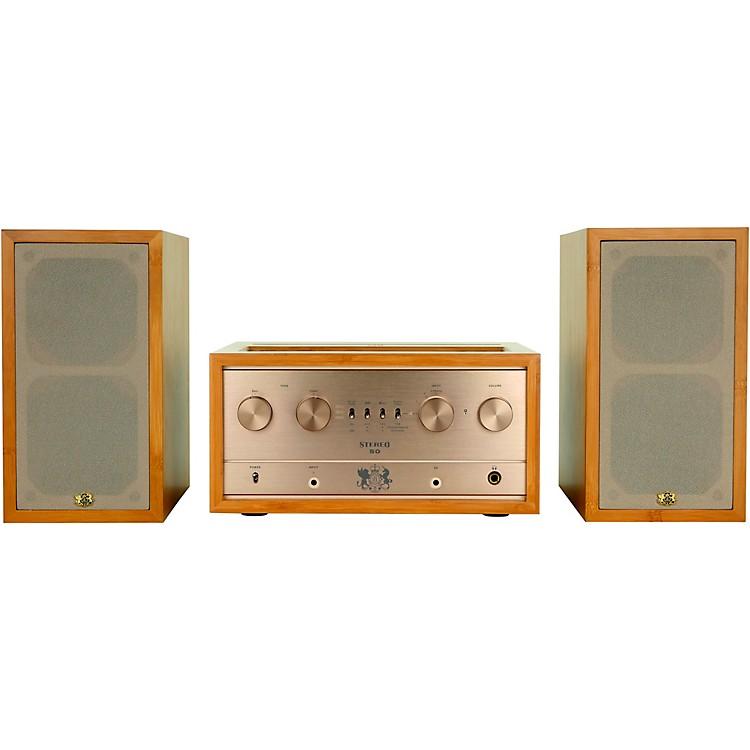iFi AudioRetro Stereo 50 Tube Amplifier and Retro LS3.5 Speakers Complete Audio System