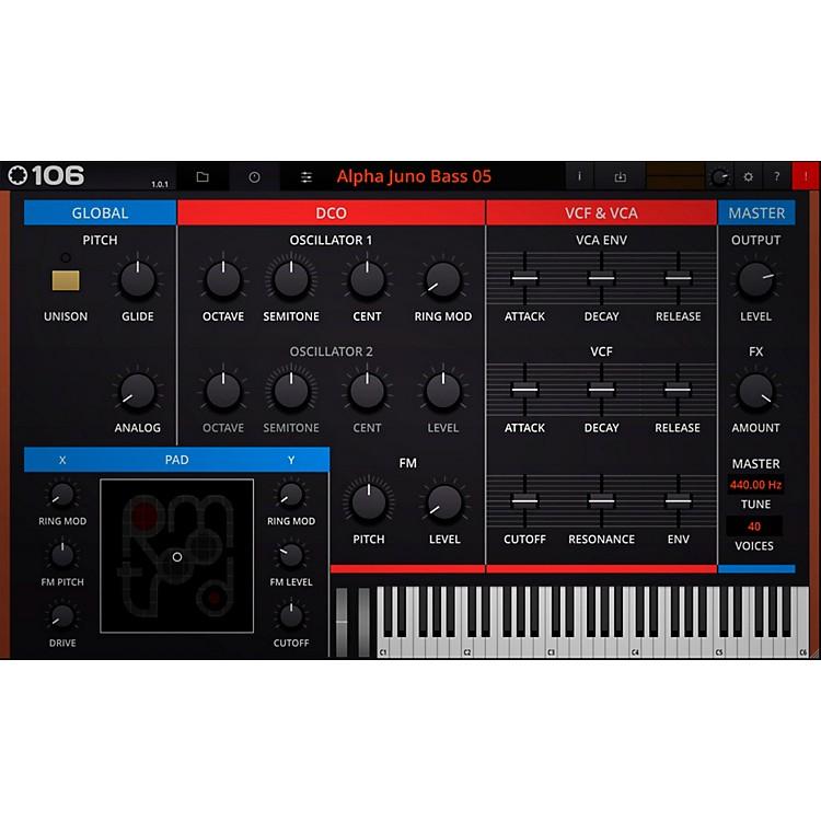 TracktionRetroMod 106 (Download)