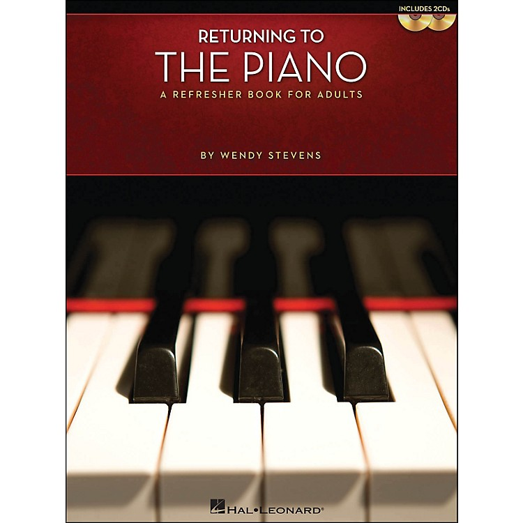 Hal LeonardReturning To The Piano - A Refresher Book for Adults
