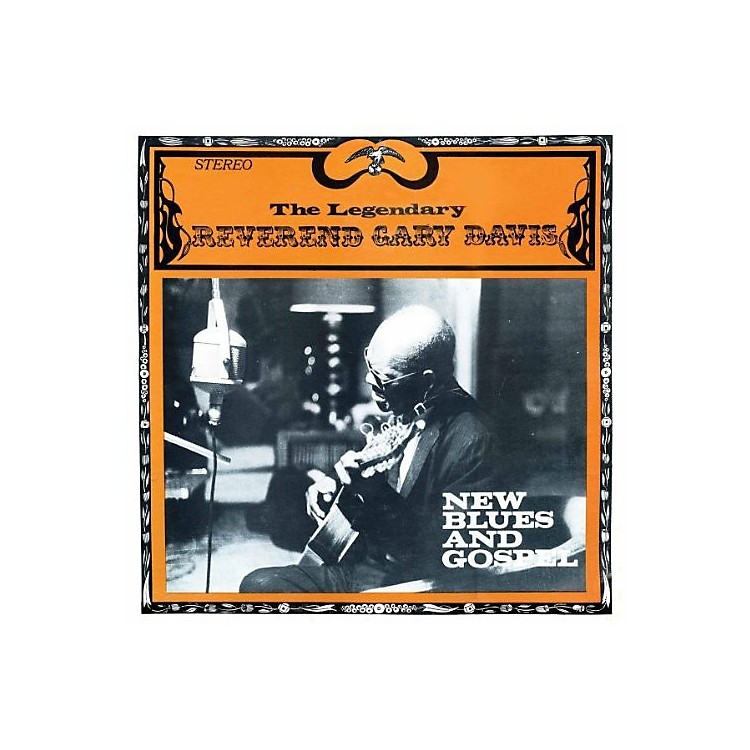 AllianceRev. Gary Davis - New Blues and Gospel
