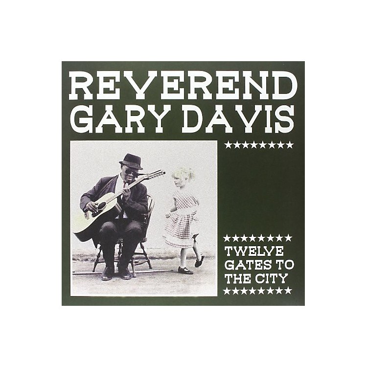 AllianceRev. Gary Davis - Twelve Gates to the City