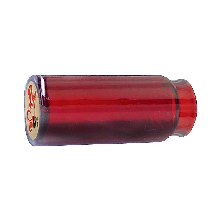 DunlopReverend Willy's Blues Bottle Mo-Jo Guitar Slide - Red GlassMedium