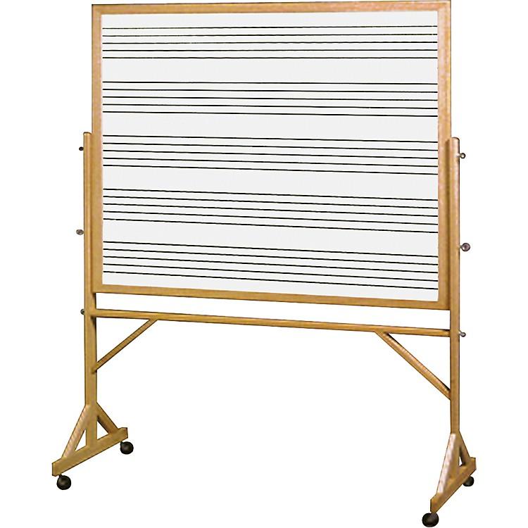 VecchioReversible Drywipe Board4 x 8 ft.