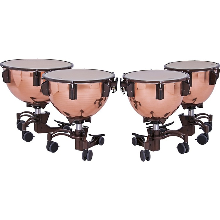 Adams Revolution Polished Copper Timpani 29 in. With Fine Tuner
