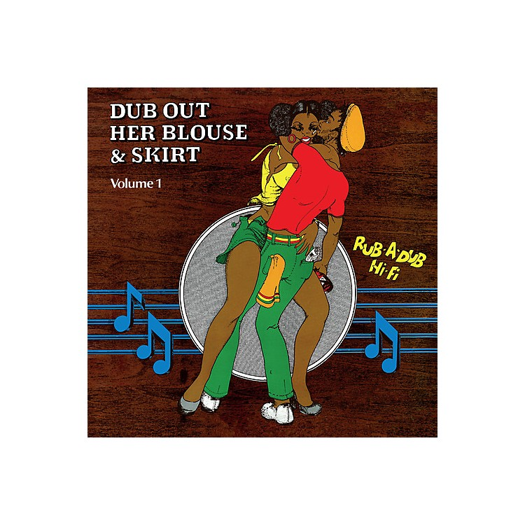 Alliance Revolutionaries - Dub Out Her Blouse & Skirt 1