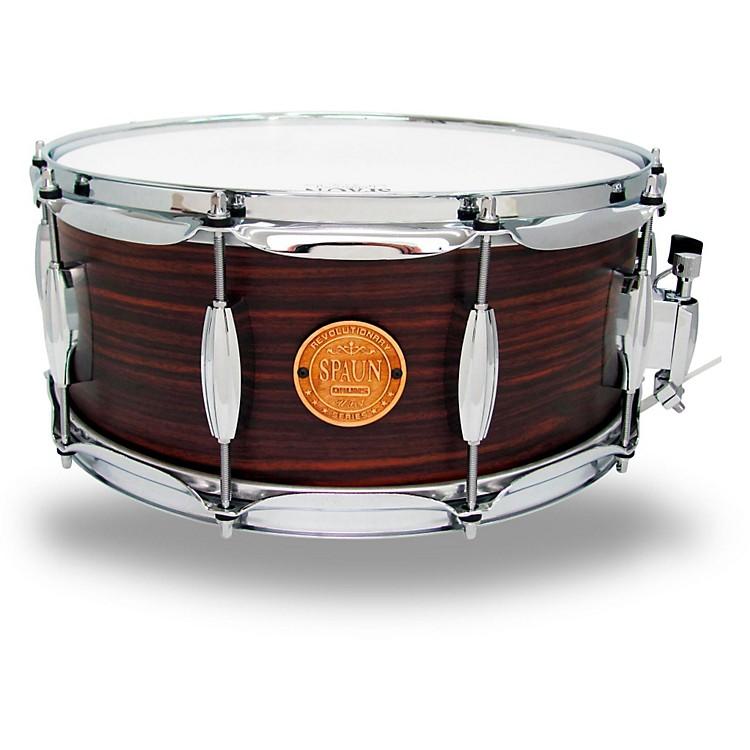 SpaunRevolutionary Snare Drum14 x 6 in.Ebony Stain
