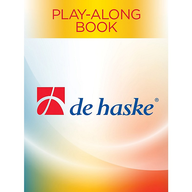 De Haske MusicRhapsody De Haske Play-Along Book Series BK/CD