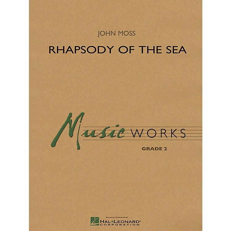 Hal LeonardRhapsody of the Sea Concert Band Level 2
