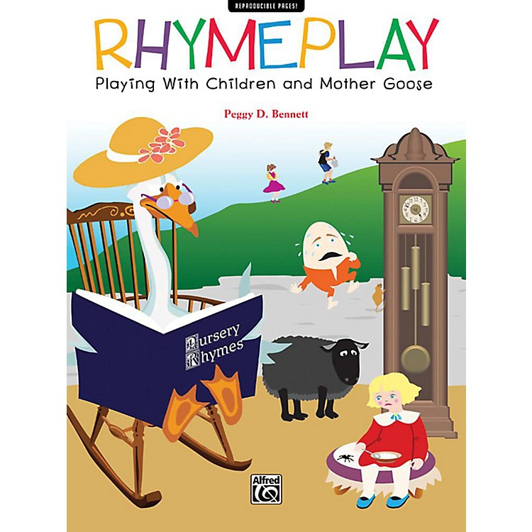 AlfredRhymePlay Book