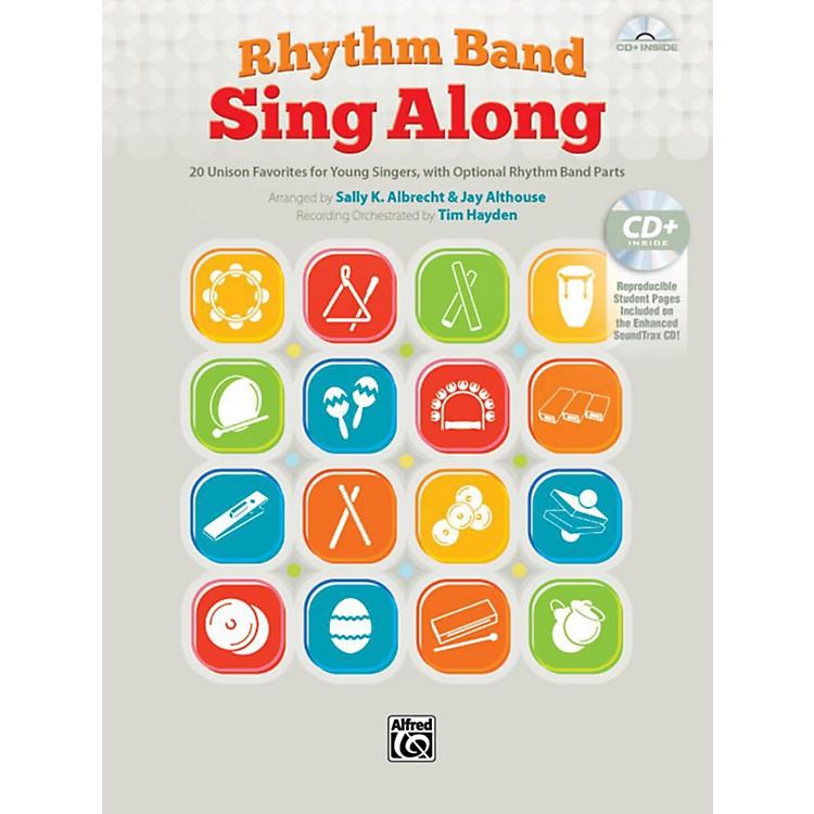 AlfredRhythm Band Sing Along Book & CD