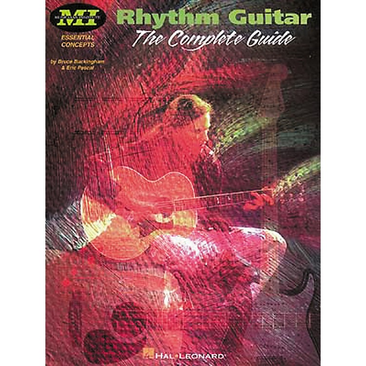 Hal Leonard Rhythm Guitar - The Complete Guide