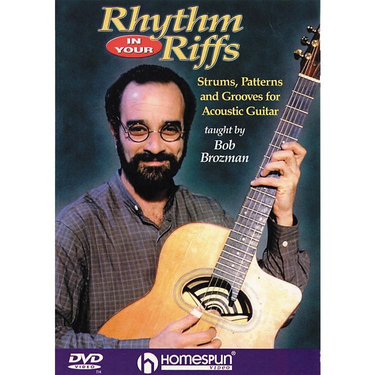 HomespunRhythm In Your Riffs (DVD)