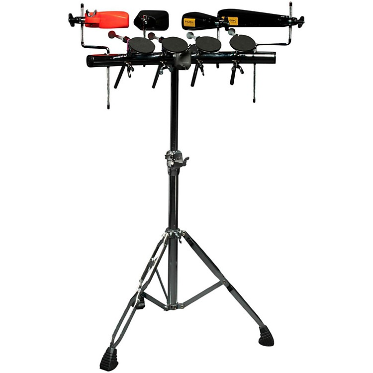 Tycoon PercussionRhythm Rack Percussion Mounting System4 Paddles