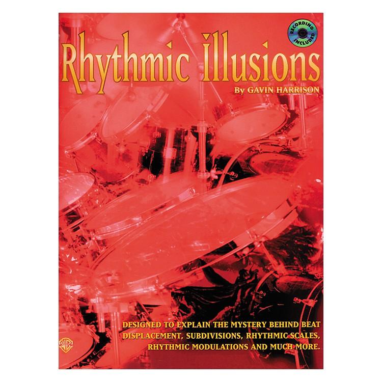 AlfredRhythmic Illusions (Book/CD)