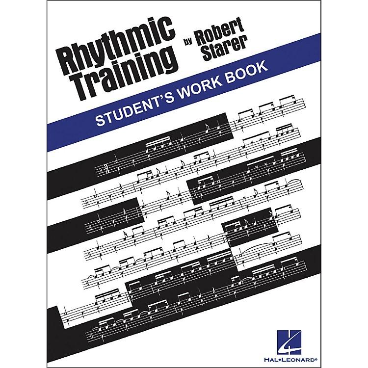 Hal LeonardRhythmic Training Student's Workbook