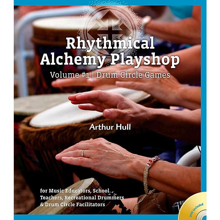 Hal LeonardRhythmical Alchemy Playshop  Volume #1 Book/DVD