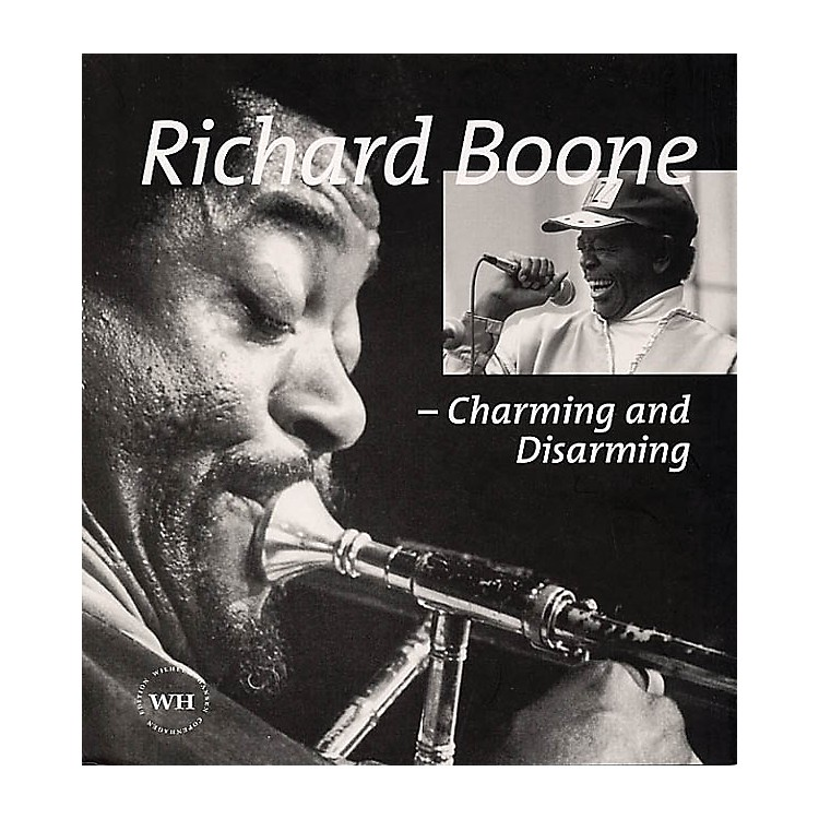 Music Sales Richard Boone: Charming and Disarming Music Sales America Series